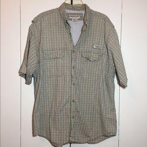 🙏🏿☮️5/$20 Magellan Sportswear Collared Shirt
